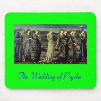 Bröllop av psyken mus matta