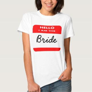 Bröllop bacheloretteparty, möhippa t-shirts
