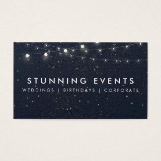 Bröllop- & händelsePlanner Visitkort