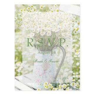 Bröllop OSA för blomma för Summerfield Vykort