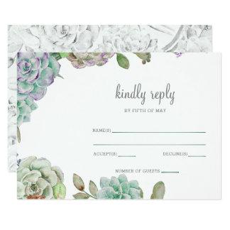 Bröllop OSA för ökenkaktussuckulenter