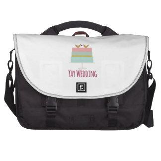 BröllopCake_Yay bröllop Bag För Laptop