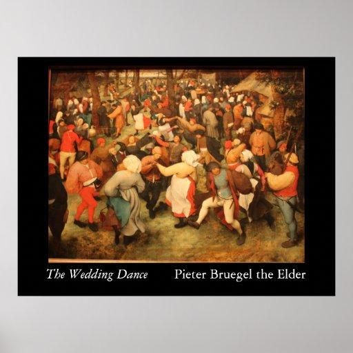 Bröllopdansen - 1566 affischer