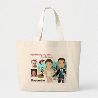 BröllopFigurines Tote Bag