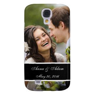 Bröllopfotominnessak Galaxy S4 Fodral