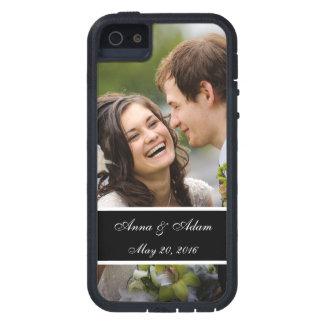 Bröllopfotominnessak iPhone 5 Case-Mate Skydd