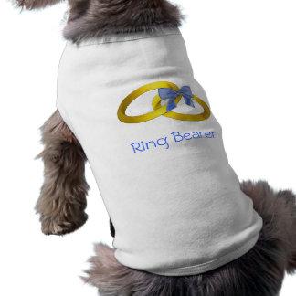 Bröllophund tröja djur tee shirt