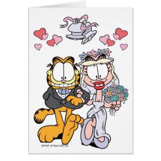 Bröllopinbjudan OBS Kort