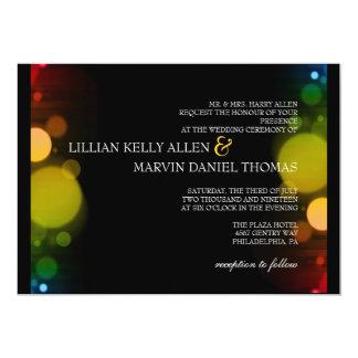 Bröllopinbjudan | som tändas natt II (TBA) 12,7 X 17,8 Cm Inbjudningskort