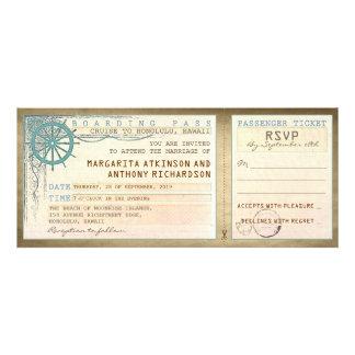 brölloplogipassera-vintage biljetter med OSA