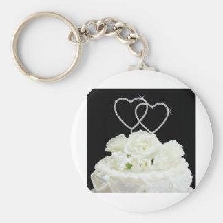 bröllopminnen rund nyckelring