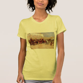 Bröllopprocession, Jodhpur av Edwin Lord Vecka T Shirt
