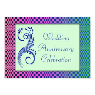 Bröllopsdag 12,7 X 17,8 Cm Inbjudningskort