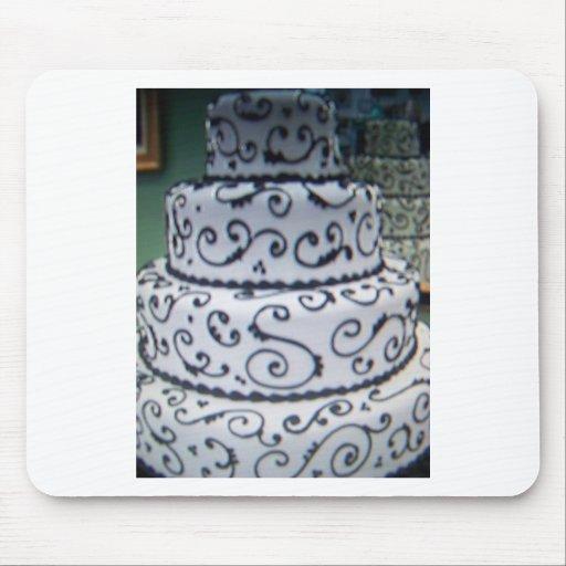 bröllopstårta musmatta