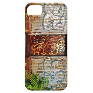 Brooklyn grafittiSerier-iPhone 5 iPhone 5 Case-Mate Cases