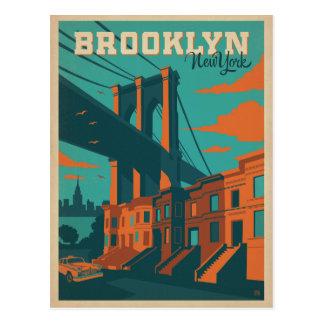 Brooklyn NY Vykort