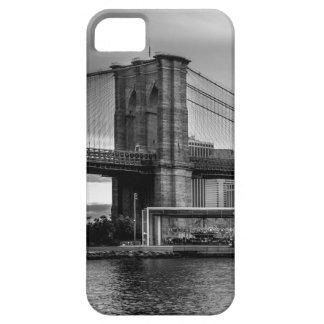 Brooklyn överbryggar det mobila fodral iPhone 5 fodral