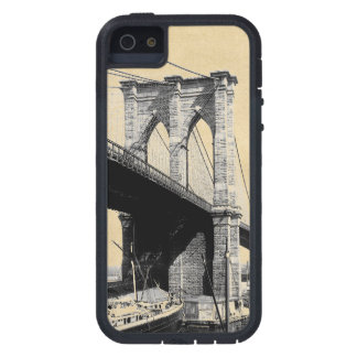 Brooklyn överbryggar ferryboats 1896 iPhone 5 Case-Mate skydd
