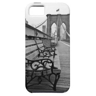 Brooklyn överbryggar iPhone 5 fodral