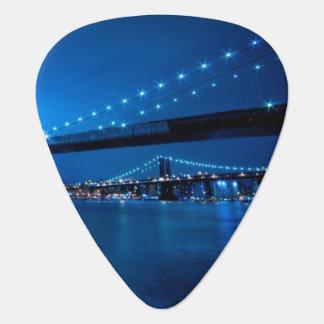 Brooklyn överbryggar, New York Plektrum
