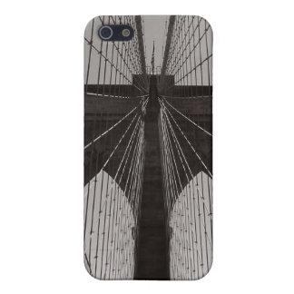 Brooklyn överbryggar NYC iPhone 5 Hud