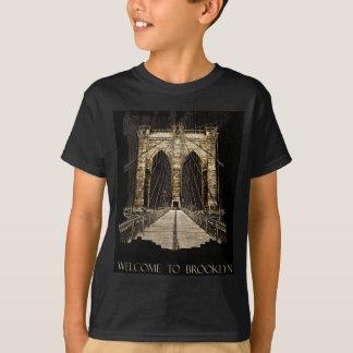 Brooklyn överbryggar t-shirts