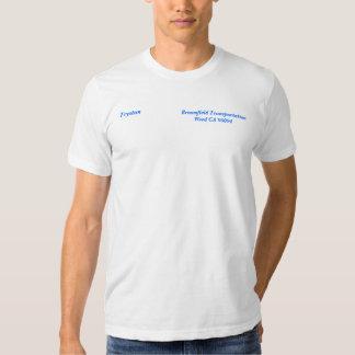 Broomfield transport         ogräs CA 96094… Tshirts