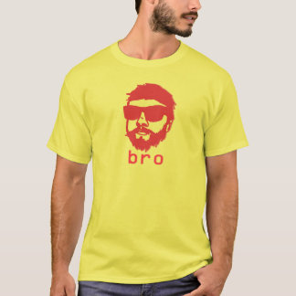Bros för giraff: Bro skjorta Tee Shirt