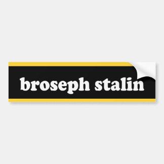 BROSEPH STALIN BILDEKAL