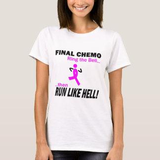 Bröstcancer - finalChemo springa mycket Tröja