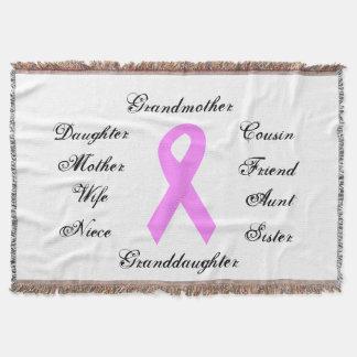 Bröstcancermedvetenhet Mysfilt