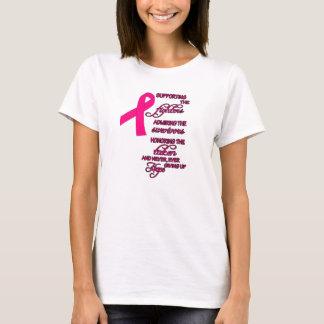 Bröstcancermedvetenhetskjorta Tröja