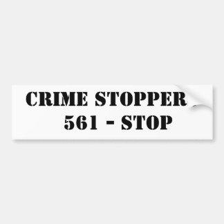 BROTT STOPPERS 561 - STOPPET BILDEKAL