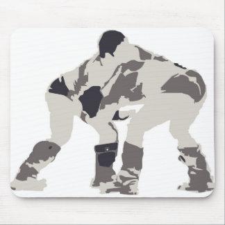 Brottare i Mongoliet Musmatta
