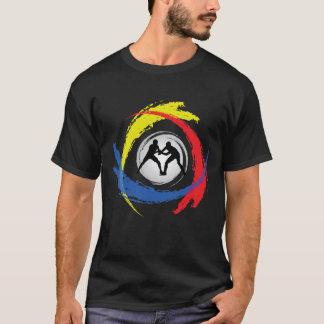 Brottas den Tricolor emblemen Tee Shirts