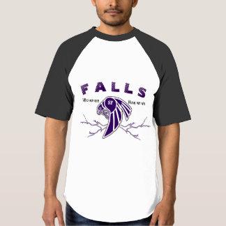 Brottas för Sheboygan nedgångar T-shirt