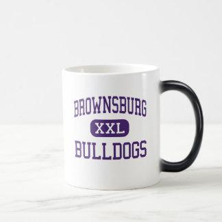 Brownsburg - bulldoggar - junior - Brownsburg Magisk Mugg