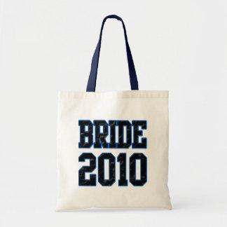 Brud 2010 tote bag