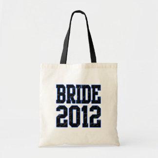 Brud 2012 tote bag