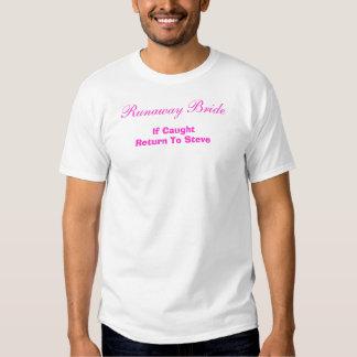 Brud- bära tee shirts