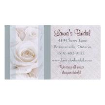 Brud- diversehandel för bröllop/fotografvisitkort set av standard visitkort