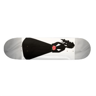 Brud- Skateboard för Silhouette III - anpassade