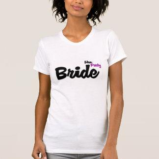 Brud skjorta för möhippa T T Shirts