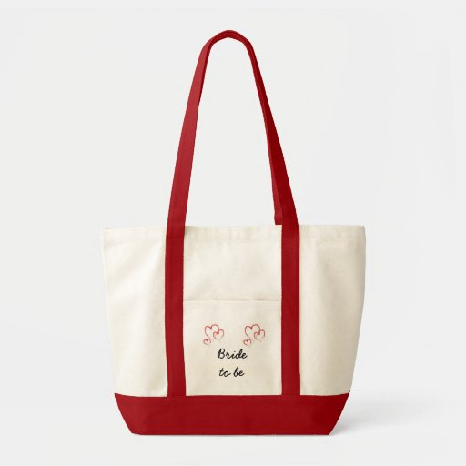 Brud som planerar toto tote bags