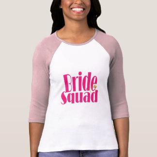 brud-squad-guld tee shirts