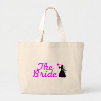 Bruden (bruden) jumbo tygkasse