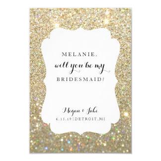 Brudens sidakort - bröllopsdagen Fab-ska dig är 8,9 X 12,7 Cm Inbjudningskort