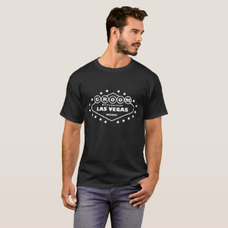 BRUDGUM T-tröja för LAS VEGAS mörk Tee Shirts