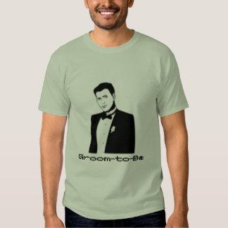 Brudgum-till-Var T Shirts