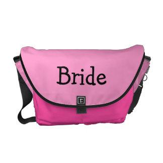 Brudmessenger bag kurir väskor